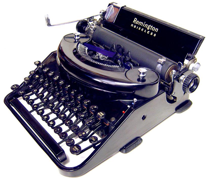Typewriter serial number lookup